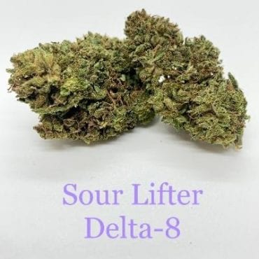 Sour Lifter Delta-8 THC Coated CBD Hemp Flower