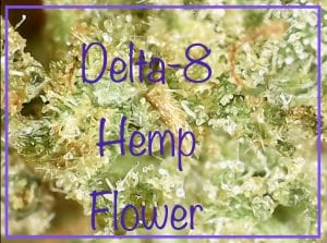 Delta-8 THC CBD Hemp Flower