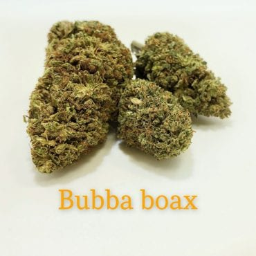 Bubba Boax Premium CBD Hemp Flower Smokable Bud