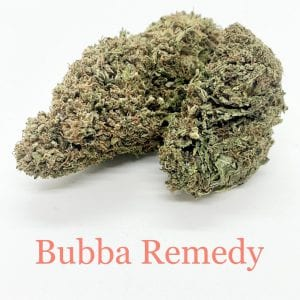 Bubba Remedy Premium CBD Hemp Flower Smokable Bud