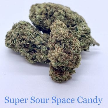 Super Sour Space Candy CBD Hemp Flower