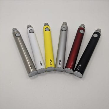 510 threaded EVOD batteries